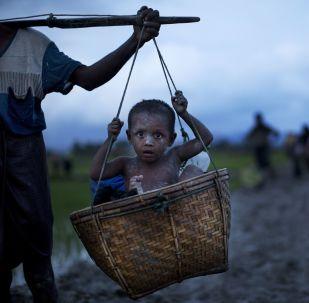 Конфликт в штате Ракхайн между рохинджа и коренным населением
