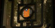Эстелада — неофициальный флаг каталонских земель