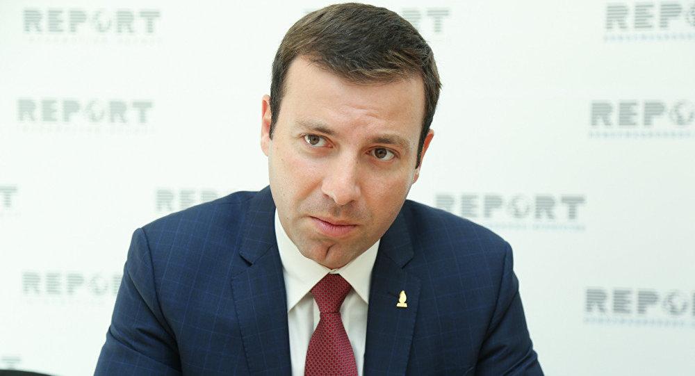 Генеральный секретарь АФФА Эльхан Мамедов, фото из архива