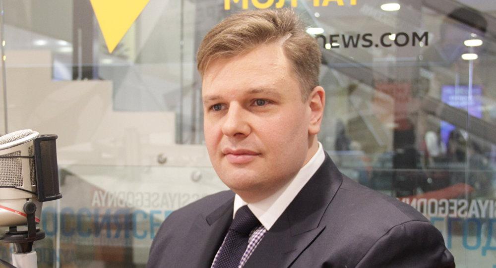 Политолог, американист Сергей Судаков