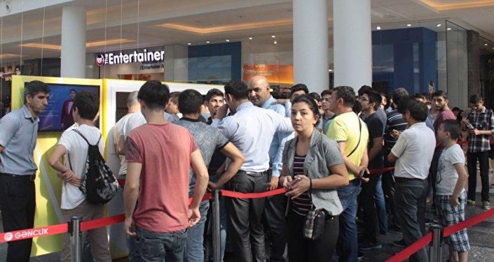 Третий день продажи билетов на первый домашний матч групповой стадии Лиги чемпионов между Карабахом (Азербайджан) и Ромой