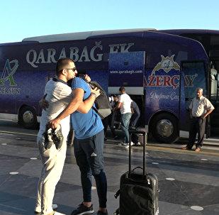 Азербайджанский Карабах к бою готов