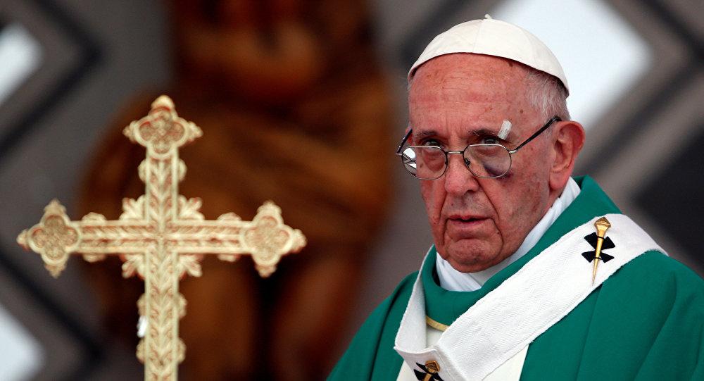 Roma Papası Fransisk, 10 sentyabr 2017-ci il