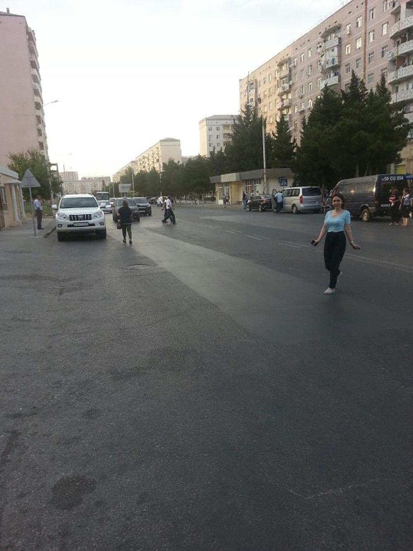 Sumqayıt şəhəri, Babək küçəsi