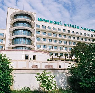 Центральная клиническая больница, фото из архива