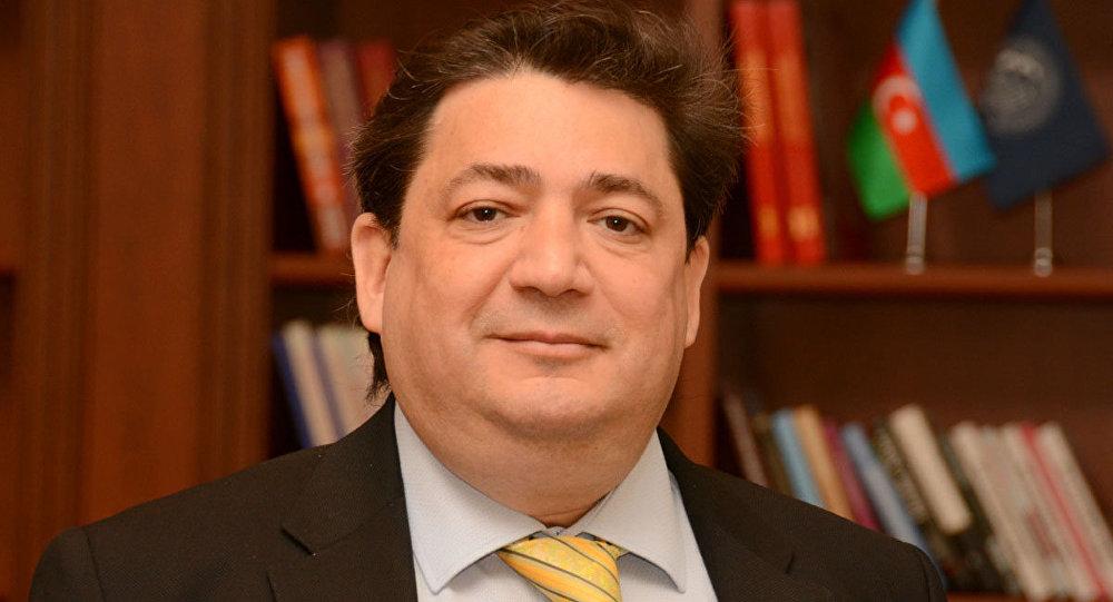 Доктор экономических наук, профессор Азербайджанского государственного экономического университета Захид Мамедов
