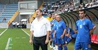 Глава тренерского комитета Азербайджанской федерации футбольных ассоциаций (AFFA) Вагиф Садыхов