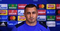 Тренер Карабаха Гурбан Гурбанов, фото из архива
