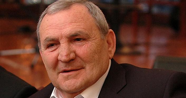 Бывший главный тренер сборной Азербайджана Казбек Туаев