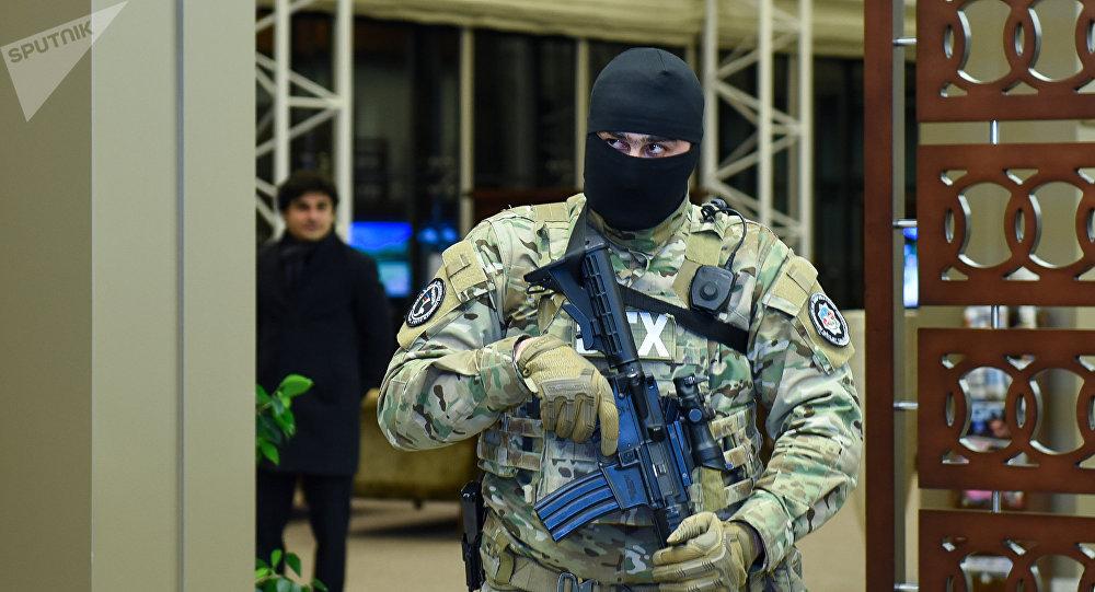 Уничтожены экстремисты— Спецоперация СГБ