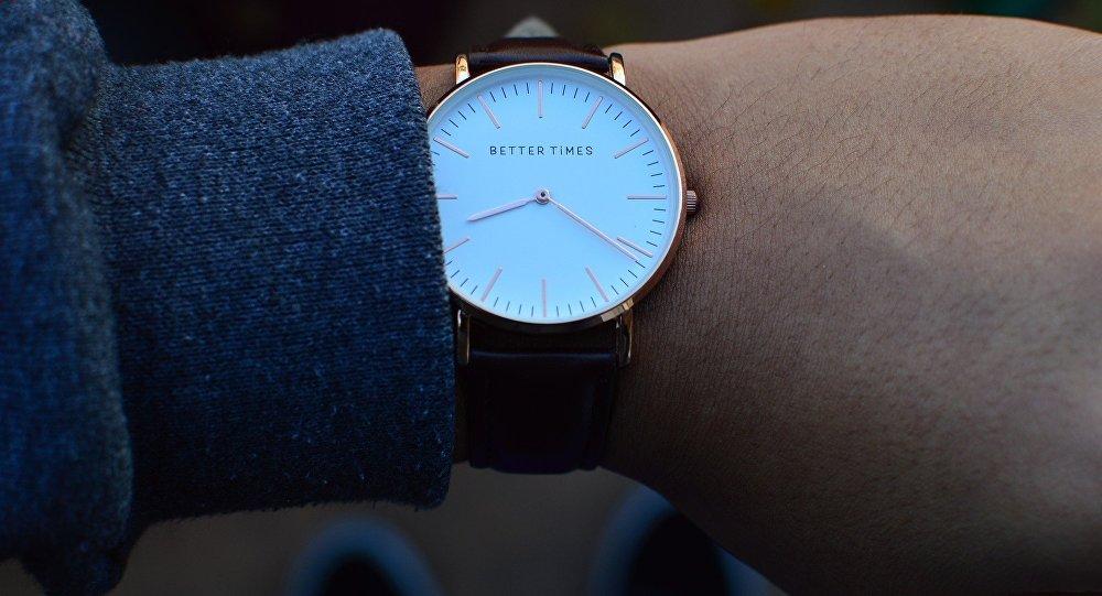 Наручные часы, фото из архива