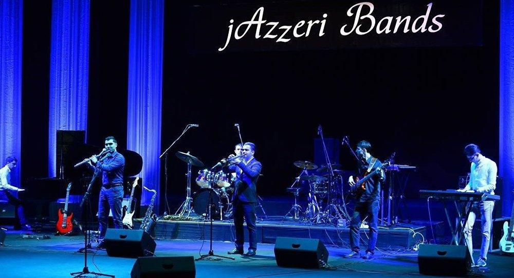 Концертная программа jAzzeri Bands, фото из архива