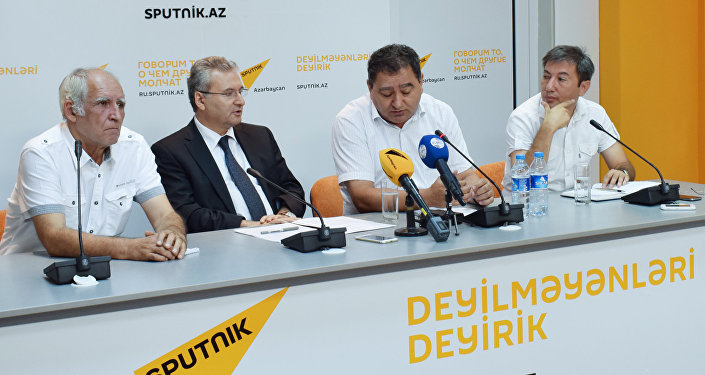Мероприятие, посвященное началу нового учебного года в Азербайджане