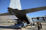 Самолет C-130 ВВС Пакистана, фото из архива