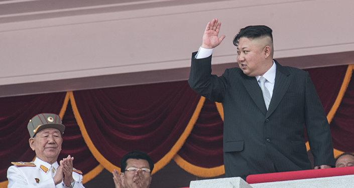 Глава КНДР Ким Чен Ын, фото из архива