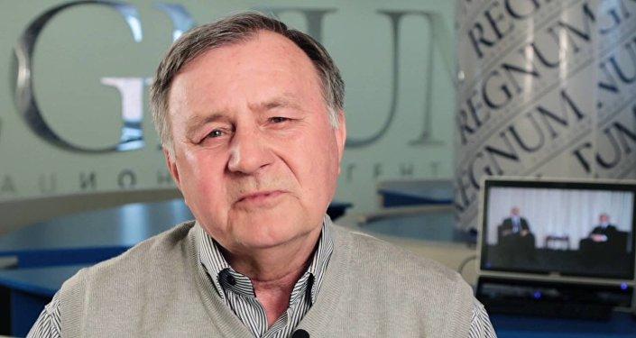 Эксперт по проблемам стран Ближнего Востока и Кавказа Станислав Тарасов