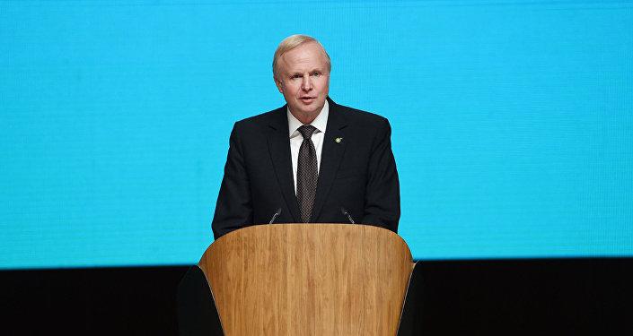 Генеральный исполнительный директор компании BP Роберт Дадли