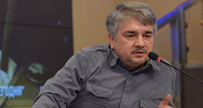 Политический эксперт Ростислав Ищенко