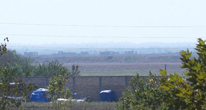 Село Юхары Гарадаглы Тертерского района