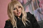 Американская певица Леди Гага, фото из архива