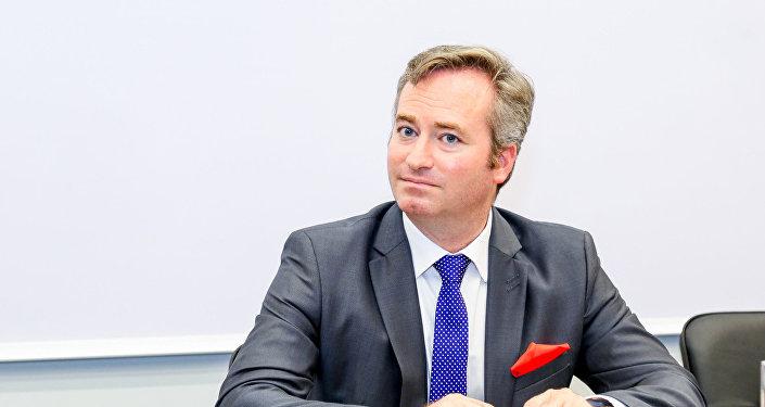Государственный секретарь министерства иностранных и европейских дел Франции Жан-Батист Лемуан