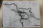 Qafqazın xəritəsi