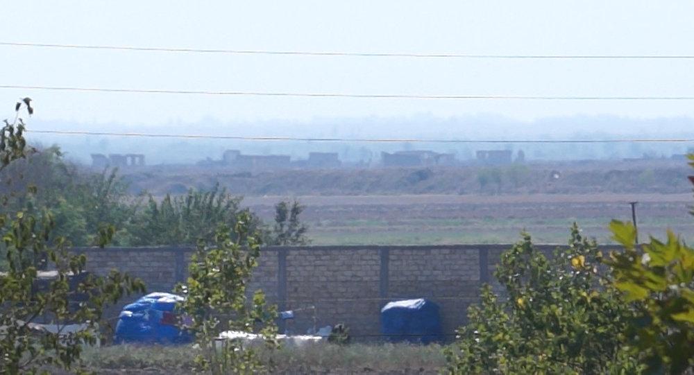 Tərtər rayonunun Yuxarı Qaradağlı kəndi