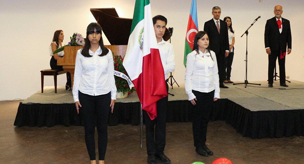 Meksikanın Azərbaycandakı Səfirliyi rəsmi qəbul