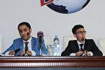 Презентация клуба Азербайджан-Израиль