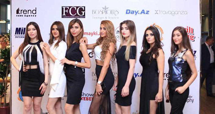 Кастинг среди моделей для международного конкурса красоты Beauty of the World 2017