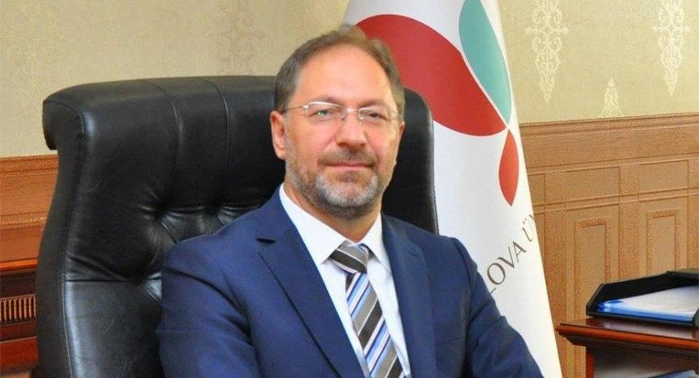 Professor Ali Erbaş