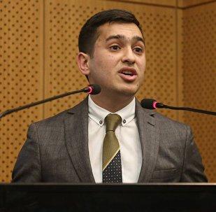 Председатель Общественного Объединения Молодые реформаторы Фарид Шахбазлы