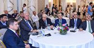 Мероприятие посвященное 25-летию сотрудничества Азербайджана и ВБ