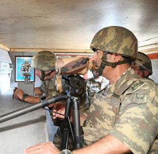 Министр обороны побывал в воинских частях, расположенных в полосе обороны азербайджано-армянской государственной границы