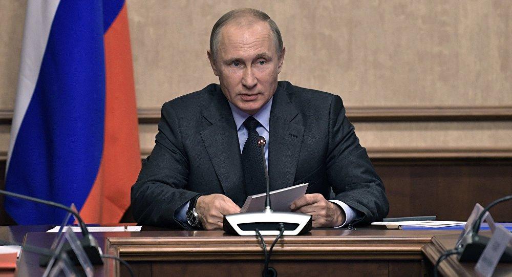 Путин поздравил работников ОПК спрофессиональным праздником