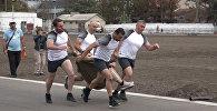 Битва телохранителей в Кишиневе продолжается
