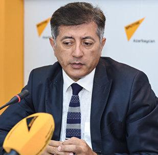 Руководитель Центра нефтяных исследований Ильхам Шабан