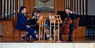 Концерт с участием российских музыкантов в Бакинской музыкальной академии