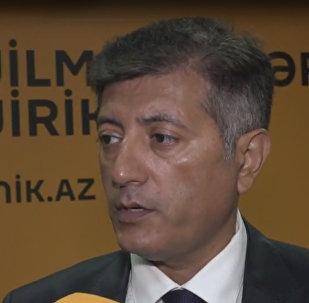 Руководитель Центра нефтяных исследований Caspian Barrel Ильхам Шабан