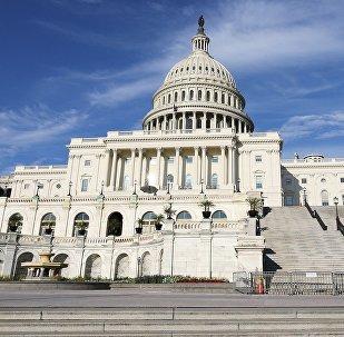 Здание Конгресса США, фото из архива