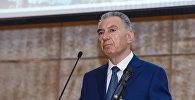 Председатель Госкомитета Азербайджана по делам беженцев и вынужденных переселенцев Али Гасанов, фото из архива