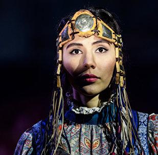 Гала-дефиле фестиваля ЭТНО APT ФЕСТ 2017