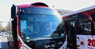 BakuBus avtobusları