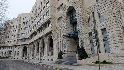 Здание Азербайджанской Национальной Консерватории