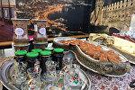 Parisdə başlayan Beynəlxalq Qastronomiya Festivalında Azərbaycan da təmsil olunur
