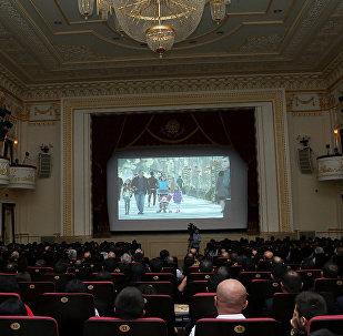 Презентация документального фильма Шахадат