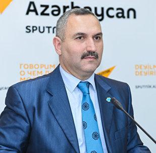 Руководитель Общественного объединения гуманитарной поддержки Хаят Азер Аллахверанов