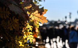 Осень, фото из архива