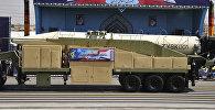 İranın Xoramşahr raketi