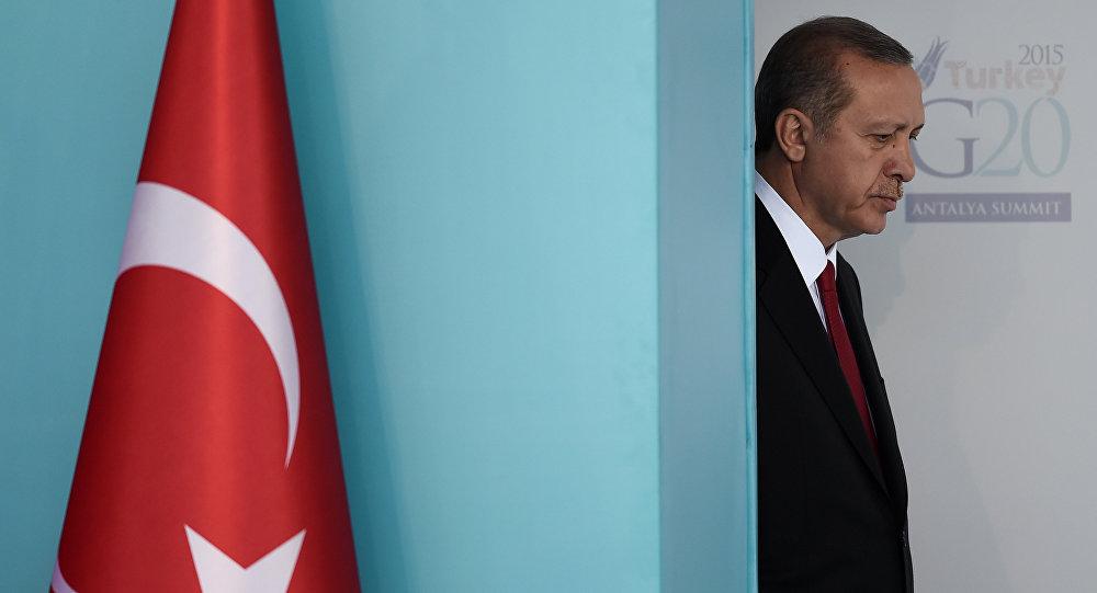 Türkiyə prezidenti Rəcəb Tayib Ərdoğan